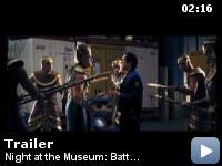 Trailer O noapte la muzeu 2 #2