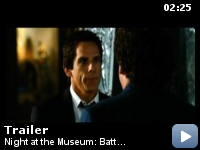 Trailer O noapte la muzeu 2 #7