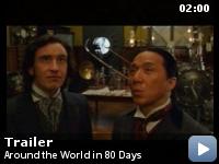 Trailer Ocolul Pamantului in 80 de zile