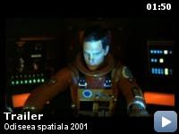 Trailer Odiseea spatiala 2001