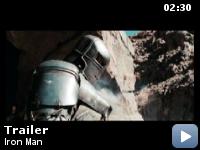 Trailer Omul de otel