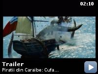 Trailer Piratii din Caraibe: Cufarul omului mort #1