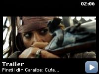 Trailer Piratii din Caraibe: Cufarul omului mort #7