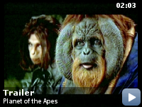 Trailer Planeta maimutelor