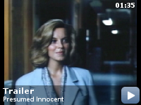 Trailer Presupus nevinovat