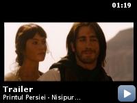 Trailer Printul Persiei: Nisipurile Timpului