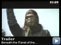 Trailer Secretul planetei maimutelor