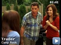 Trailer Tabara de rock