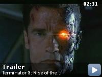 Trailer Terminator 3: Suprematia Robotilor