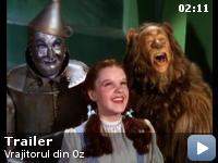 Trailer Vrajitorul din Oz