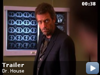 Trailer Dr. House #3